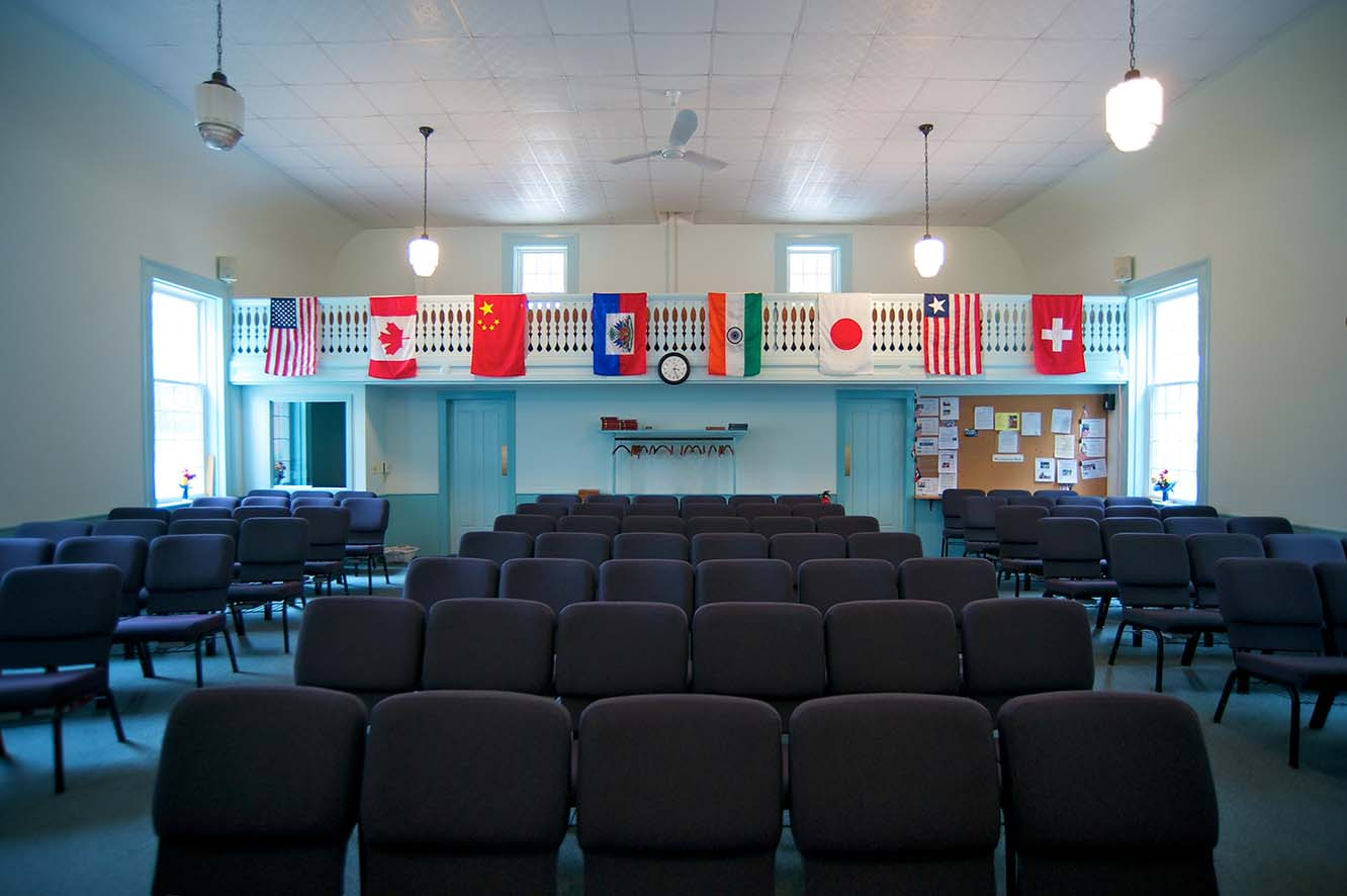 Troy Baptist Church Inside 2